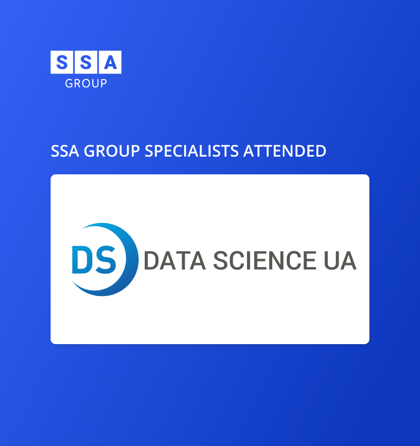 Data Team at Data Science UA Conference 2018