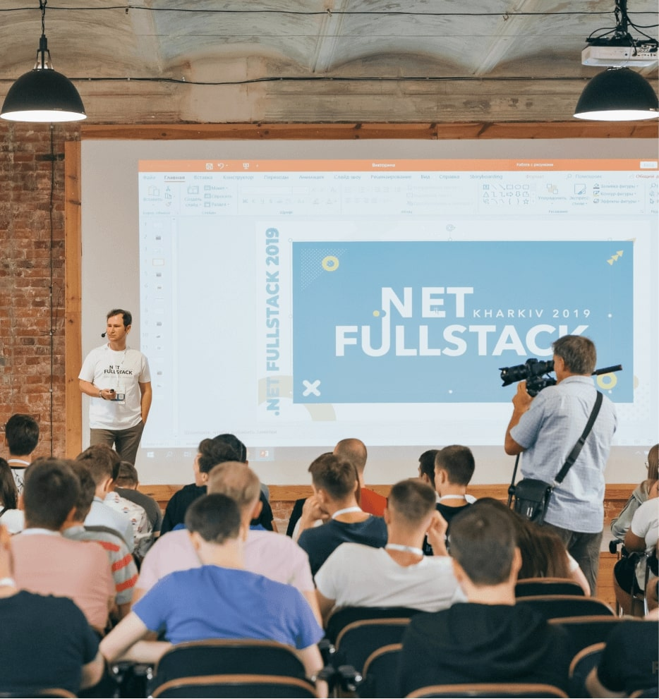 SSA Group brings together IT-experts at .NET FullStack conference 2019