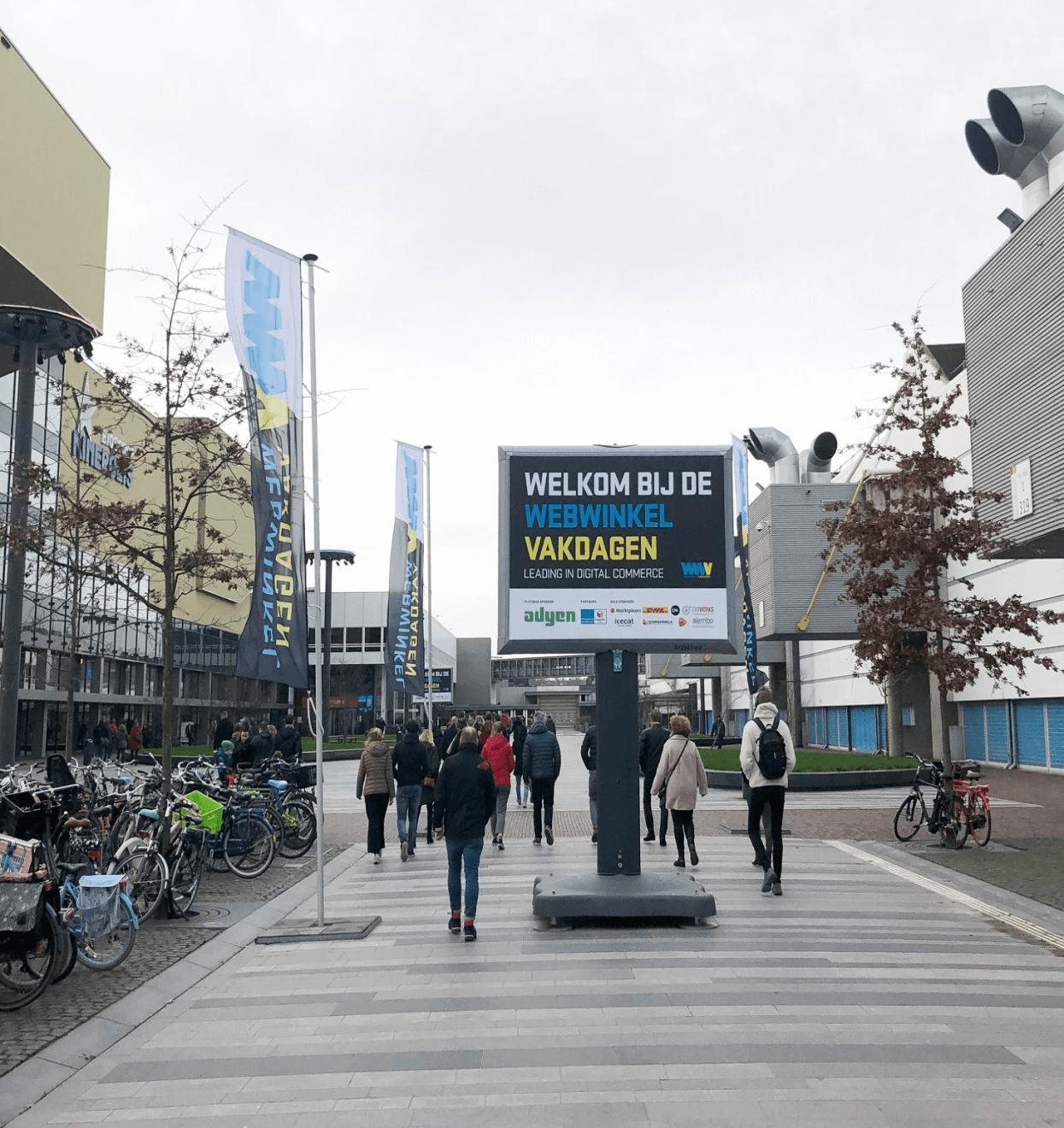 SSA Group attended Webwinkel Vakdagen 2020