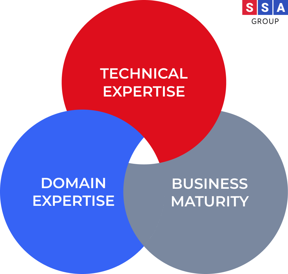 Experience of IT service provider