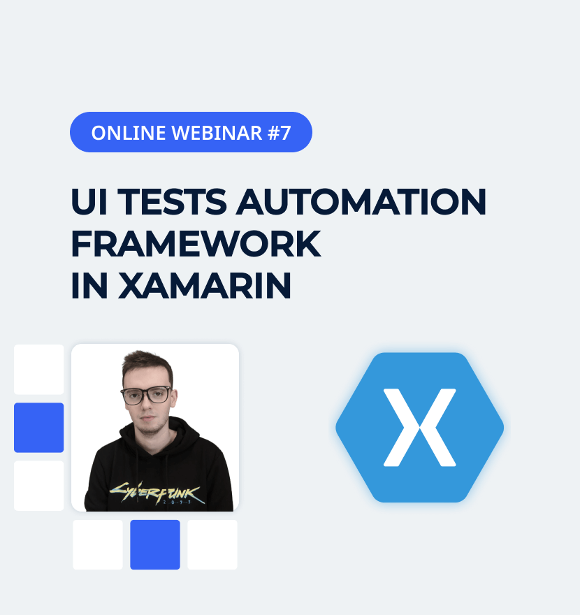 SSA Group holds webinar on 'UI Test Automation Framework in Xamarin'