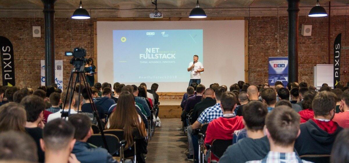 .NET FullStack 2018 Conference