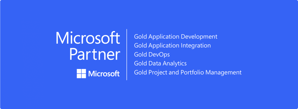 SSA Group list of Microsoft Gold Competencies