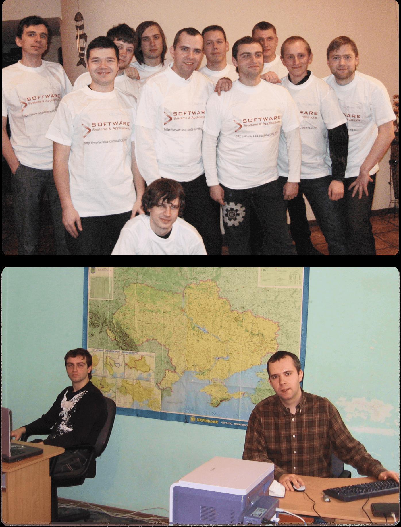 SSA Group history 2007 year