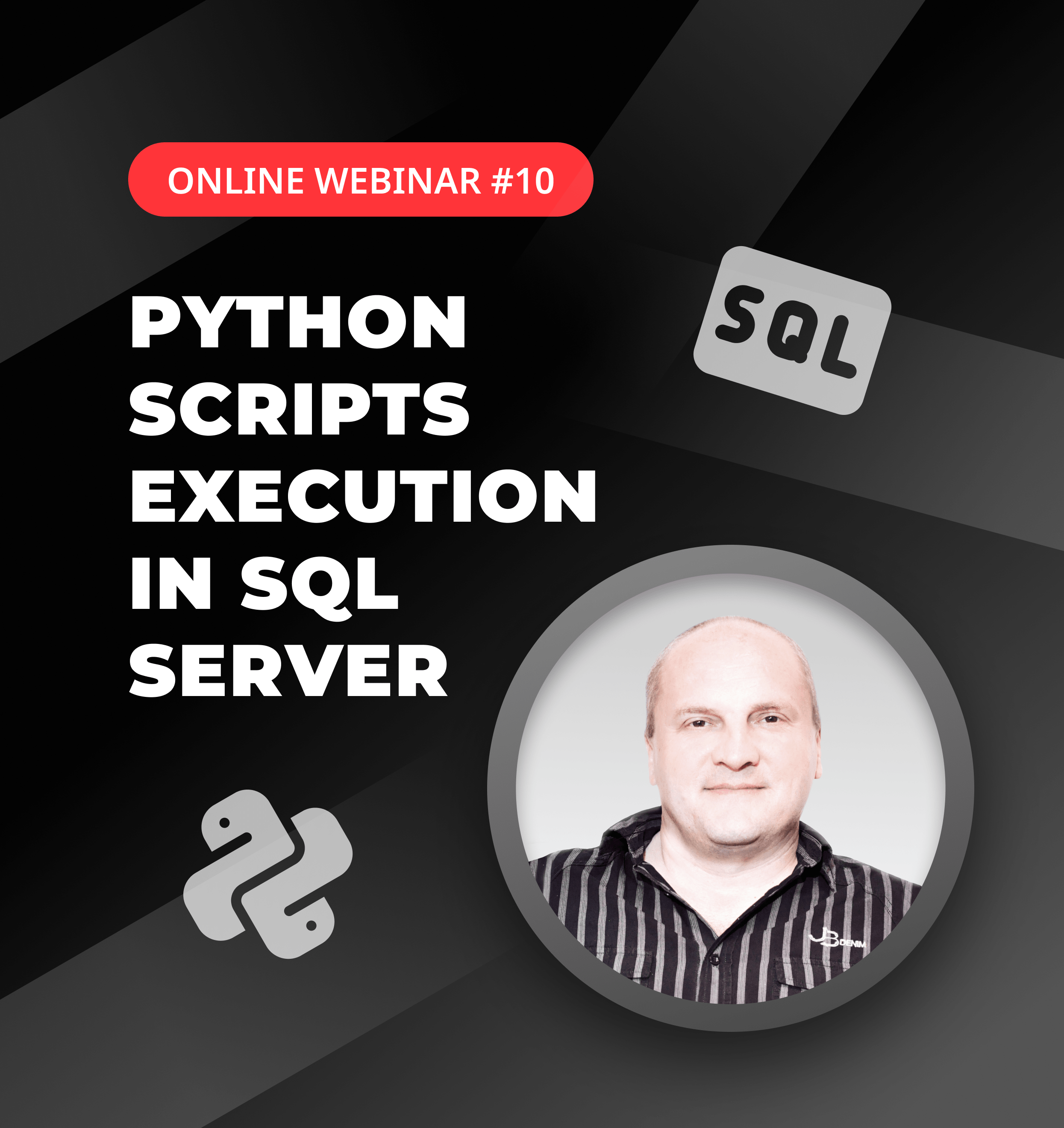 Python scripts execution in SQL Server