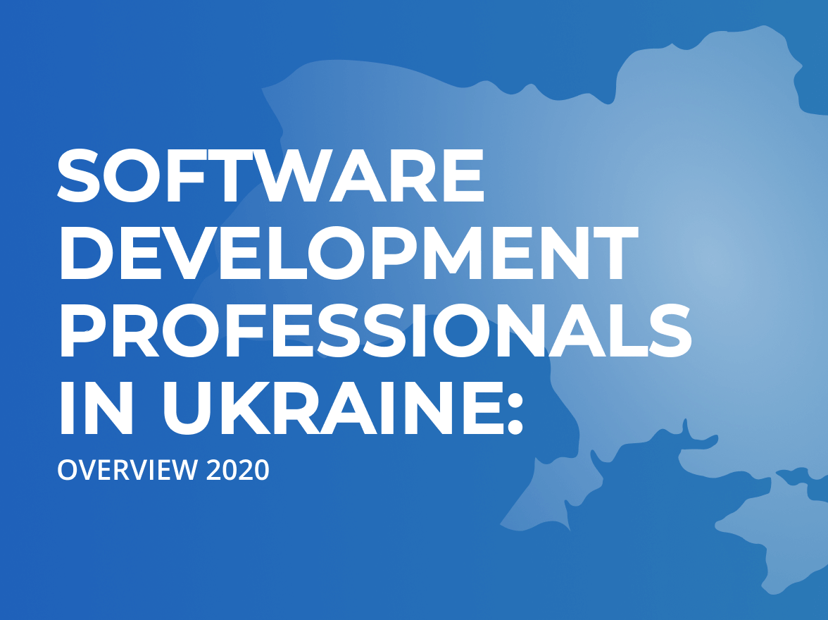 Software Development Professionals 2020