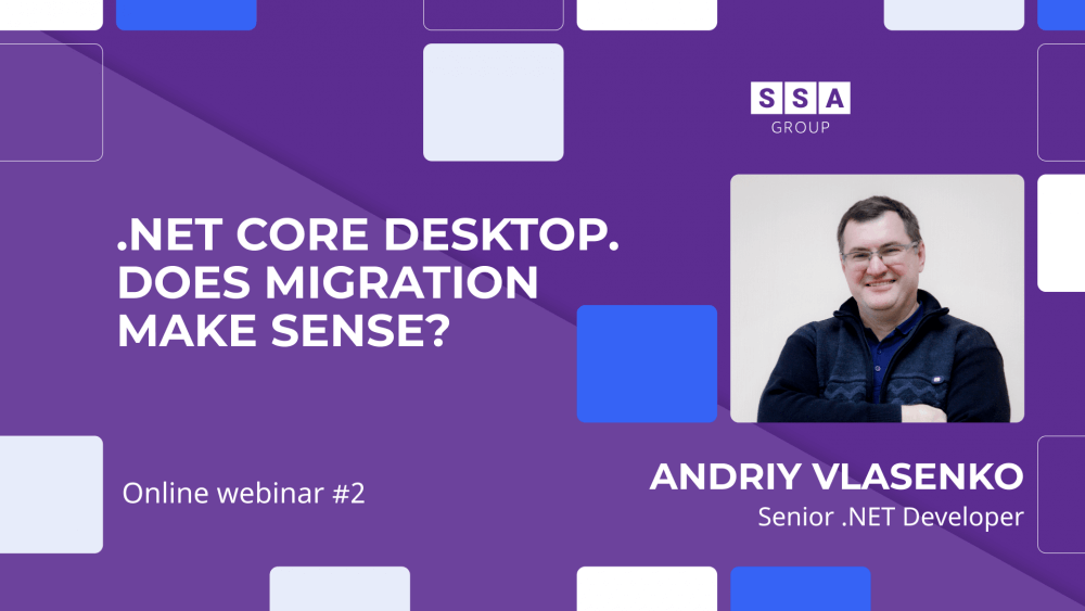 .NET Core Desktop. Does migration make sense?