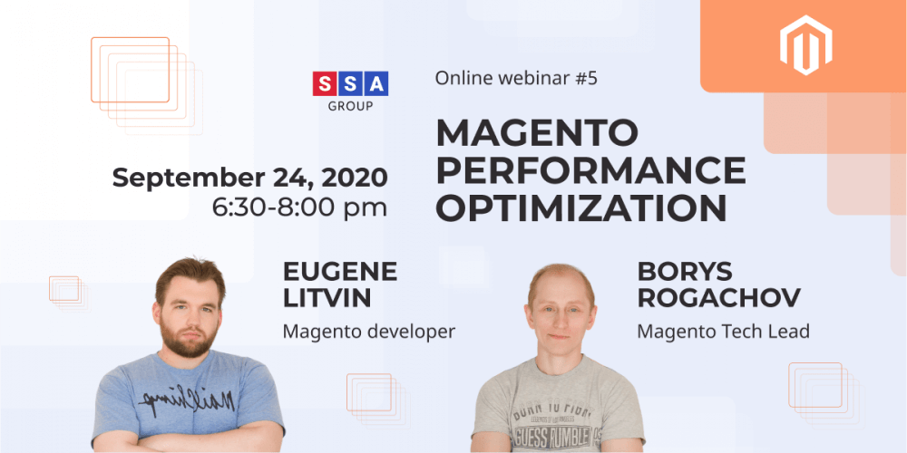 Magento Performance Optimization webinar