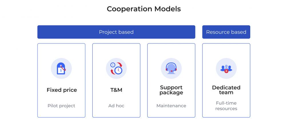 cooperation models
