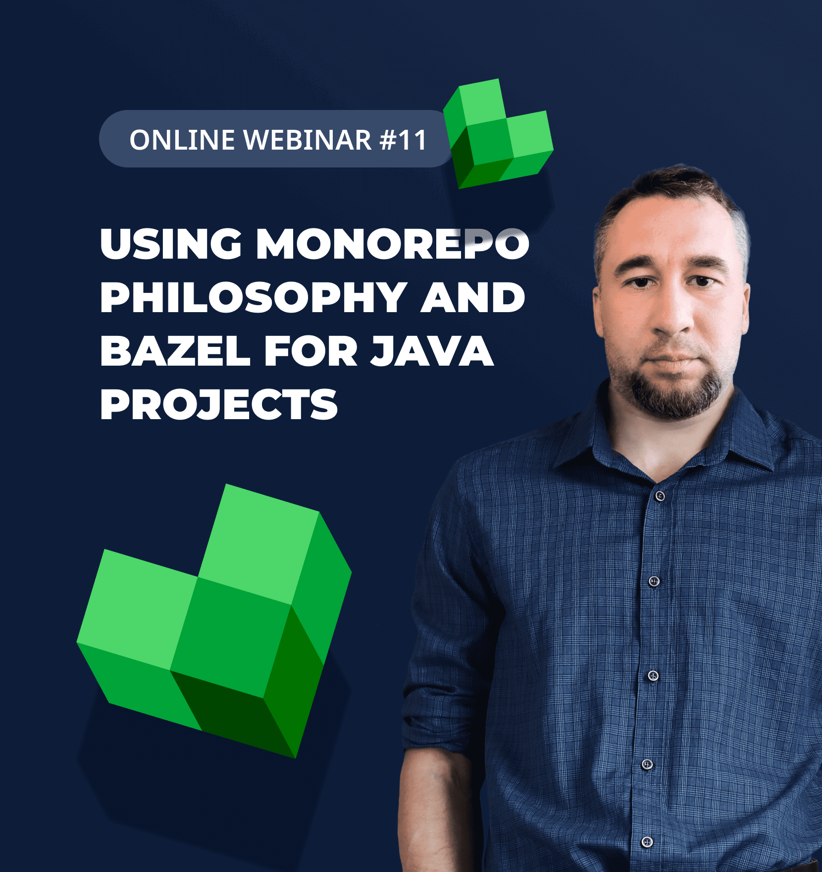 Using Monorepo philosophy and Bazel for Java projects